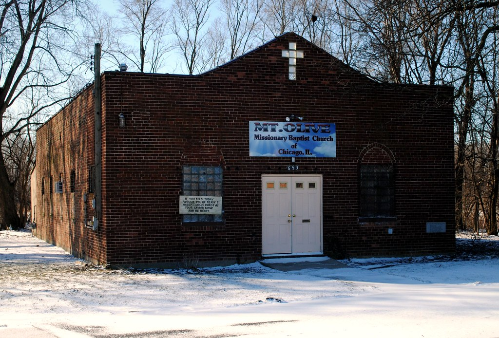 Mt Olive Missionary Baptist Church 653 134th St Chicago Flickr