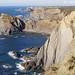 Falésia na costa vicentina // Cliff on the Vicentine Coast