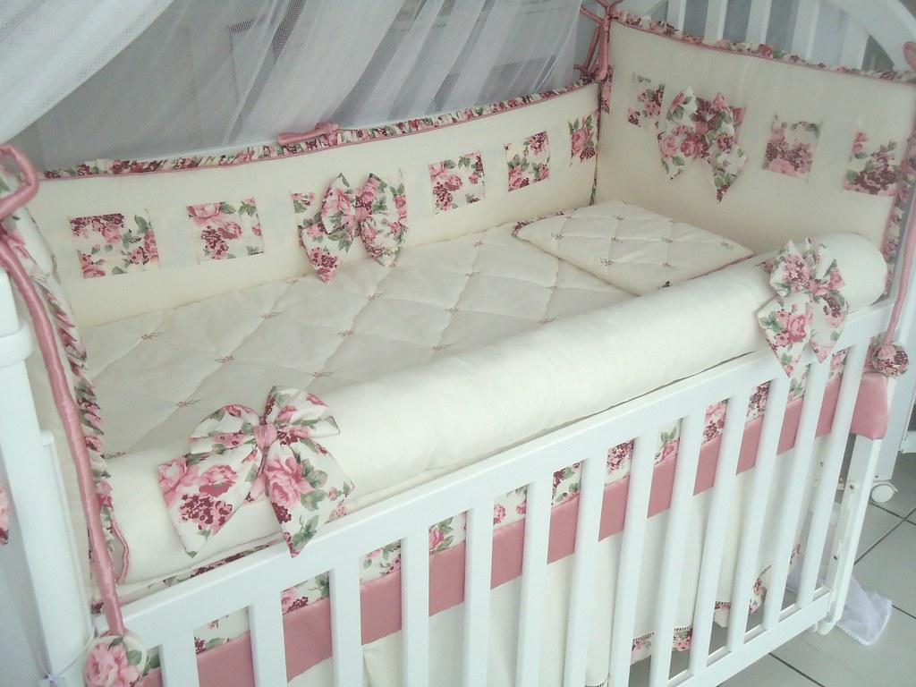 Сшить своими руками бортик в детскую кроватку