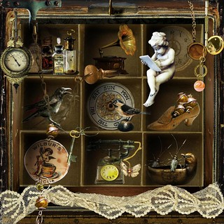 Artist Inspiration - Joseph Cornell - Assemblages | by Ozstuff1