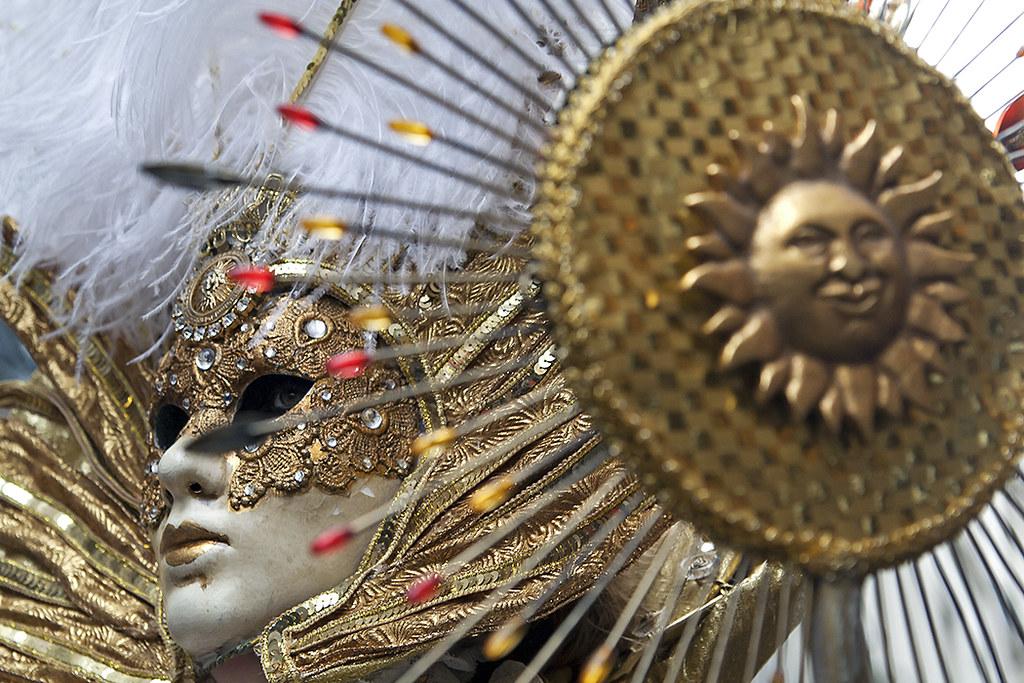miroir soleil sun king 39 s mirror carnaval v nitien
