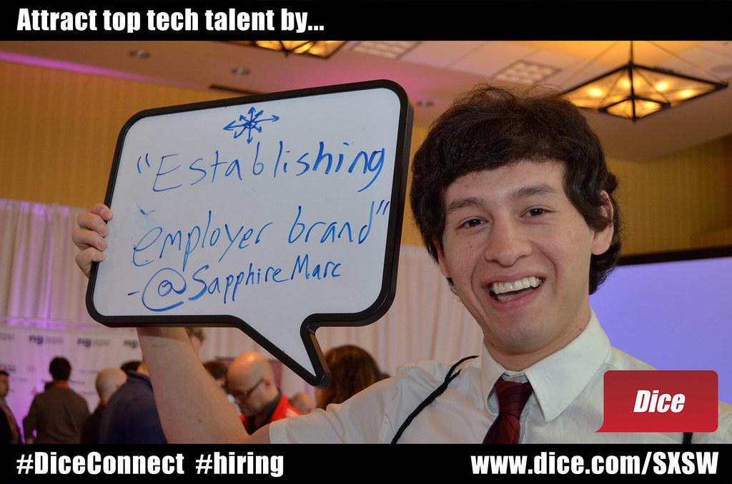 Attract top tech talent by establishing employer brand ...
