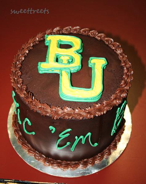 Baylor Cake
