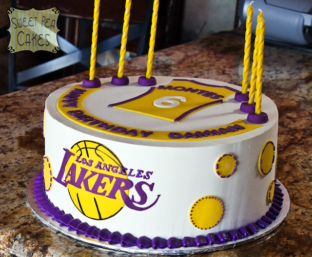 Lakers 6th Birthday Flickr Photo Sharing