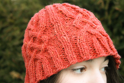 Snowtracks Cap | by add_knitter