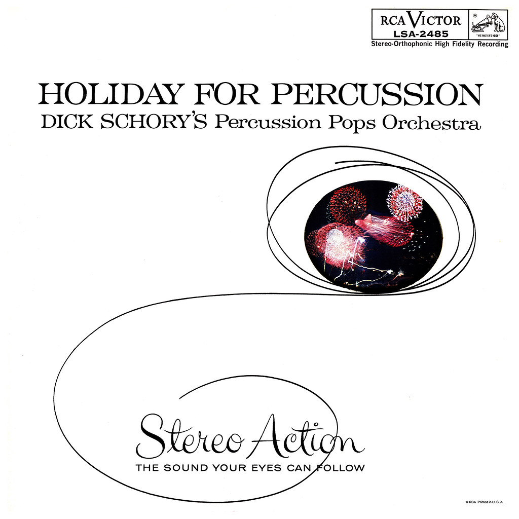 Dick Schory - Holiday for Percussion