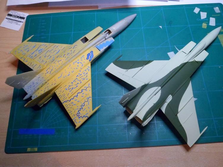 Pas-à-pas : MiG 25 Foxbat [Condor 1/72] - Page 3 27165933990_6af3fe9dc1_b