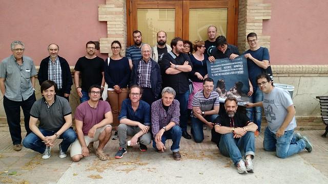 Trobada de programadors de cineclubs. Vilafranca del Penedès. 18.06.2016