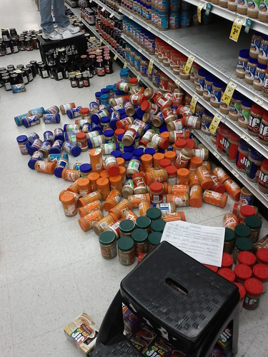 Peanut Butter Clean Up Aisle 4 | by paulswansen
