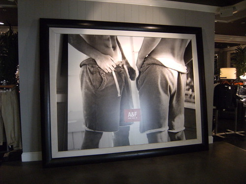 Abercrombie & Fitch West Edmonton Mall | by darrellinyvr