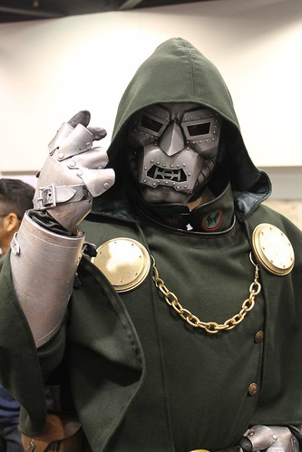 Doctor Doom. | by PatLoika
