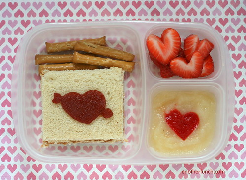Valentine lunch | by anotherlunch.com