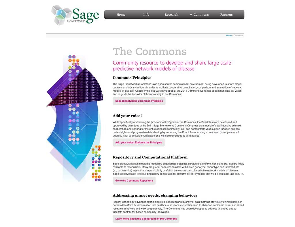 Cool Toys Pic of the day - Sage Bionetworks Commons | Flickr