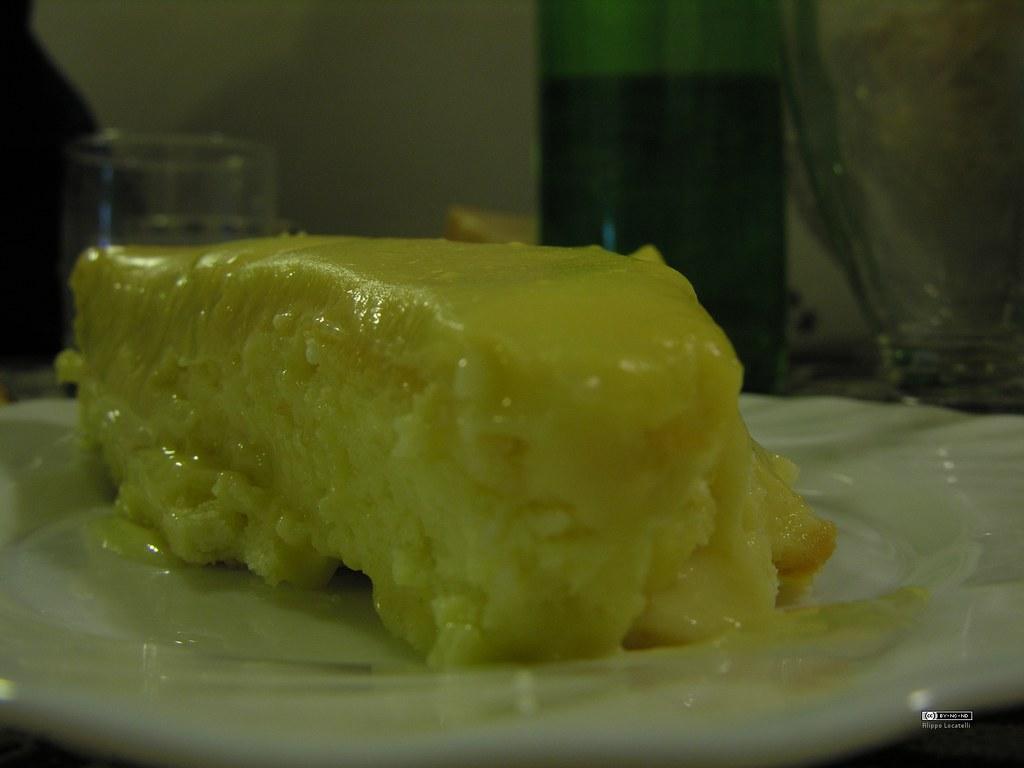 Pan Di Spagna Birthday Cake