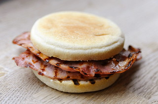 Bacon Bap | by Honey Photography