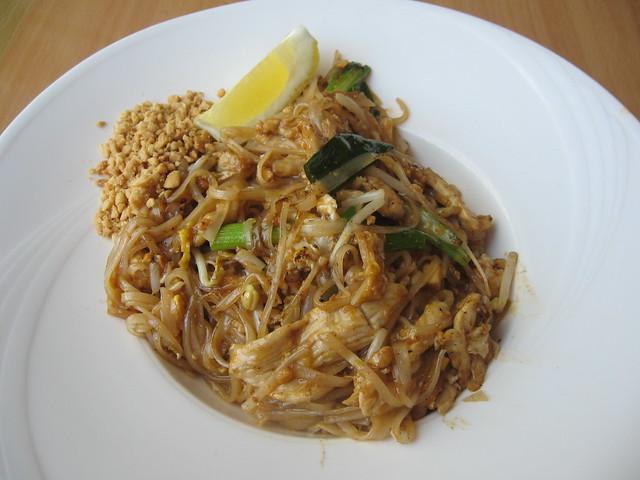 Aura thai fusion cuisine flickr photo sharing for Aura world fusion cuisine