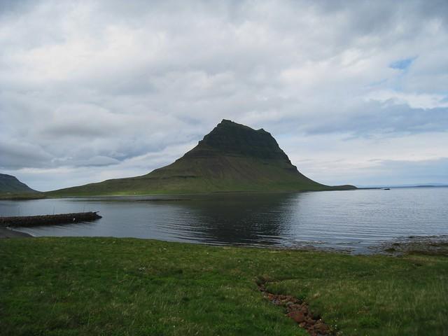 Montaña iglesia