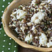 Quinoa and Lentil Salad with Mint, Feta, and Cauliflower 2
