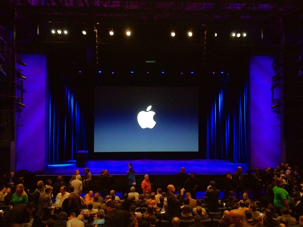 Stage Is Set Apple March 2012 Announcement Of The