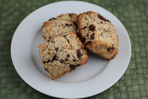 Thin Mint Scones | by Food Librarian