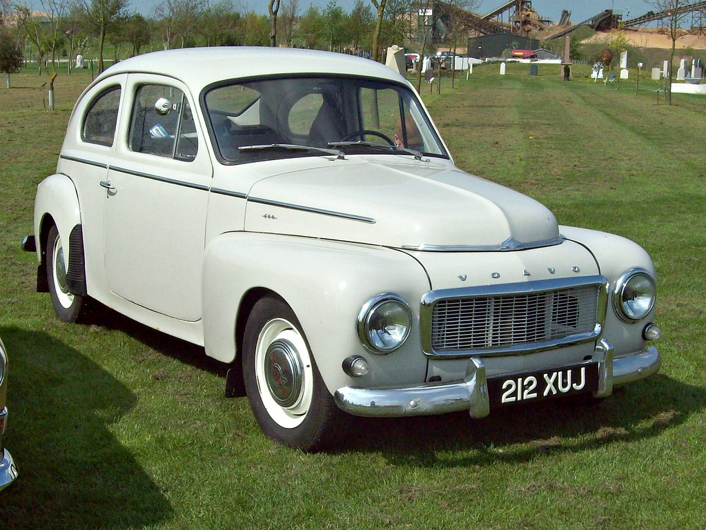 272 Volvo Pv 544  1961