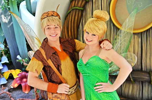 Terence and Tinkerbell | by EverythingDisney