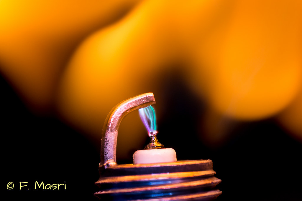 wide spark plug gap