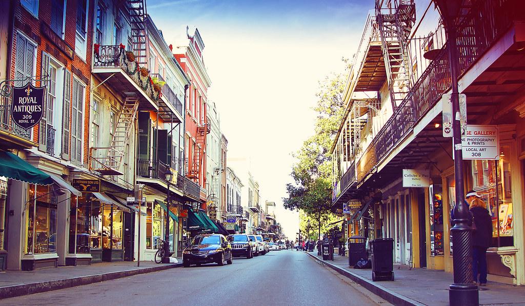 royal street downtown new orleans la i loved living in n flickr. Black Bedroom Furniture Sets. Home Design Ideas
