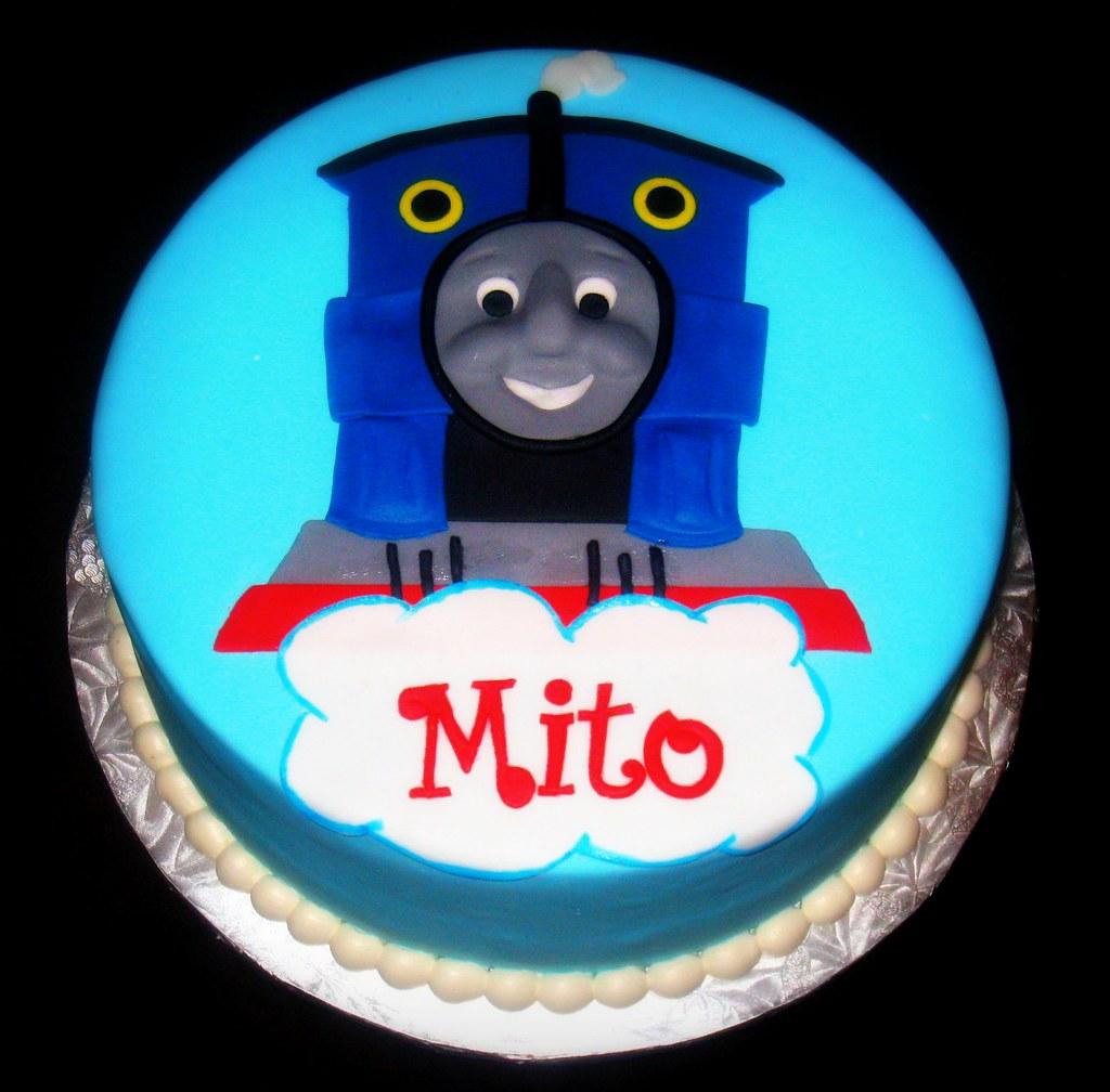 Thomas The Train Cake Pan