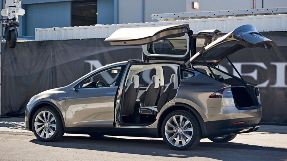 Продажа Tesla (Тесла) в России