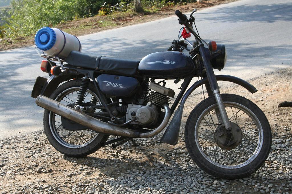 Ruta en moto por Sapa