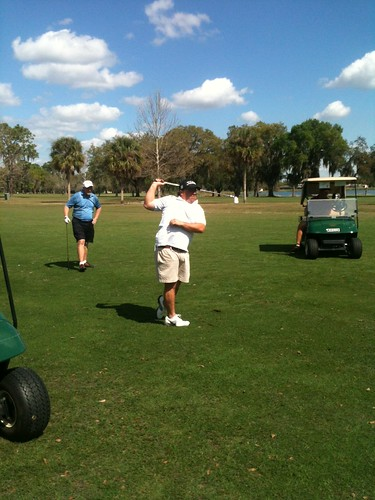 Major League Golf Scramble participant | by Catch Central Florida