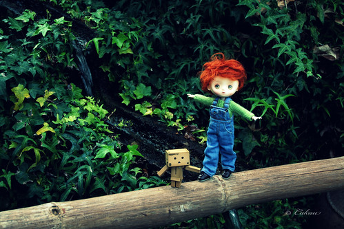 Elisa and Danbo* In Explore | by Cakau ♥