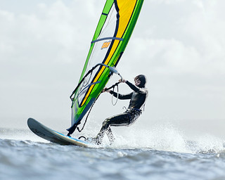West Kirby Windsurfing | by stevedeer