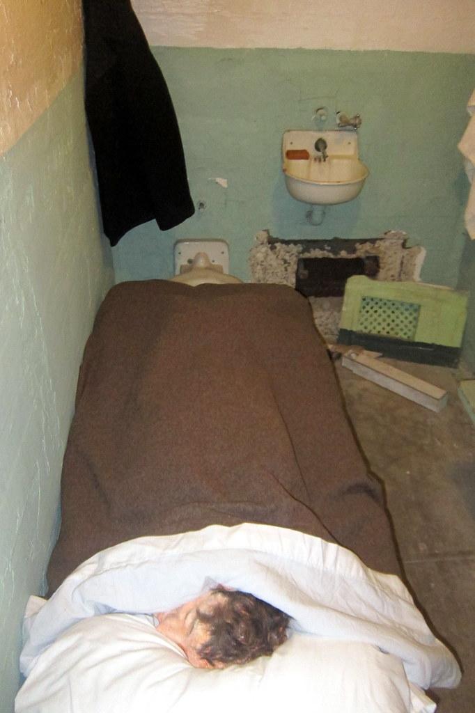Block World Free >> San Francisco - Alcatraz: Cellhouse - Escape from Alcatraz… | Flickr