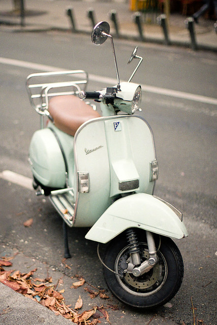 vespa paris flickr photo sharing. Black Bedroom Furniture Sets. Home Design Ideas