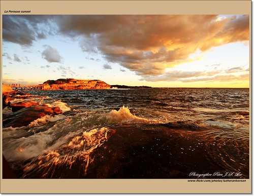 La Perouse sunset | by Jong Soo(Peter) Lee
