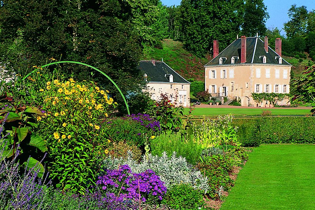 Le jardin du plessis sasni res cdt41 le jardin du for Le jardin 3d