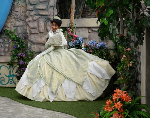 Princess Tiana | by EverythingDisney