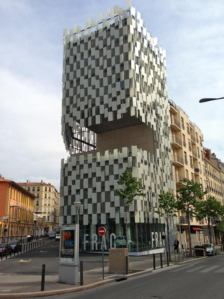 Kengo kuma architecture frac marseille sebastien banuls flickr - Frac marseille adresse ...