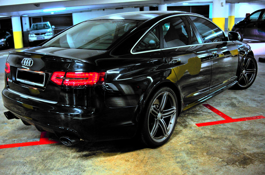 Audi Rs6 C6 Audi Rs6 C6 With Mtm Stage 1 Ecu Exhaust