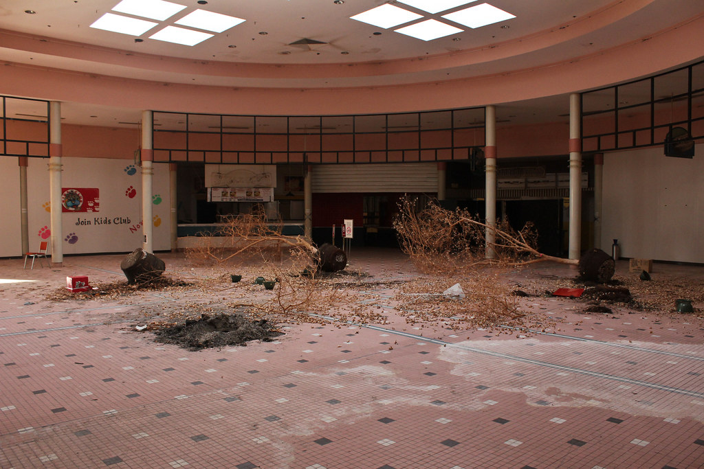 Cloverleaf Mall Food Court Hattiesburg Ms