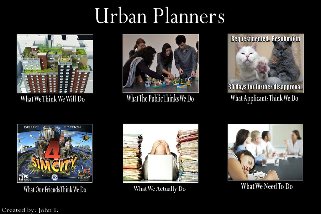how to become a town planner