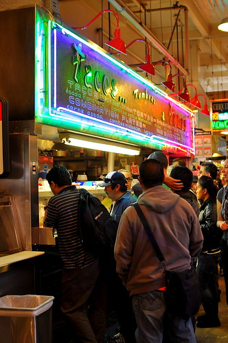 Tacos Tumbras a Tomas - Grand Central Market - Los Angeles | by Cathy Chaplin | GastronomyBlog.com
