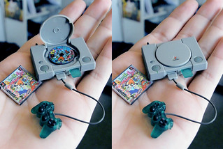 mini PlayStation | by -Sebastian Vargas -コスミカラー-