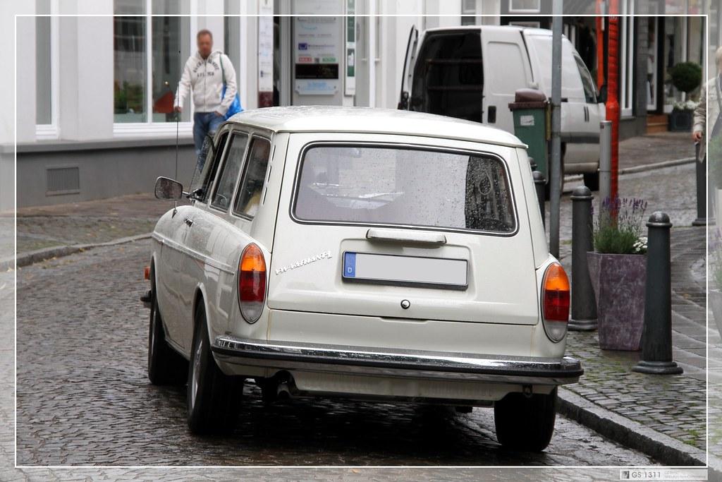 1969 volkswagen 1600 l typ 3 variant kombi the. Black Bedroom Furniture Sets. Home Design Ideas