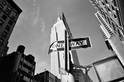 one way | by Charley Lhasa