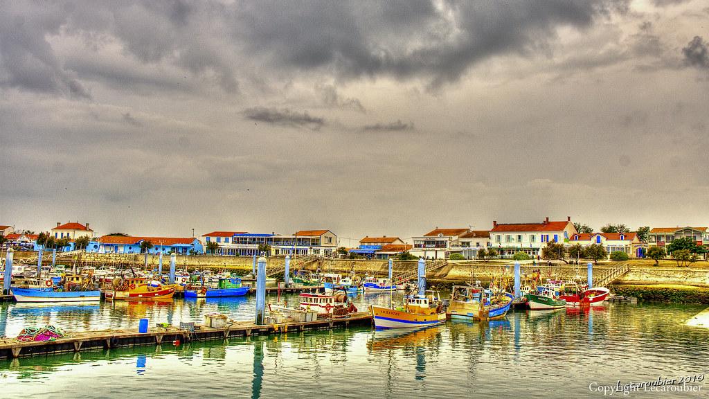 Port de p che de la cotini re port de la cotini re for La port news