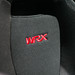 Seat of Subaru Impreza WRX
