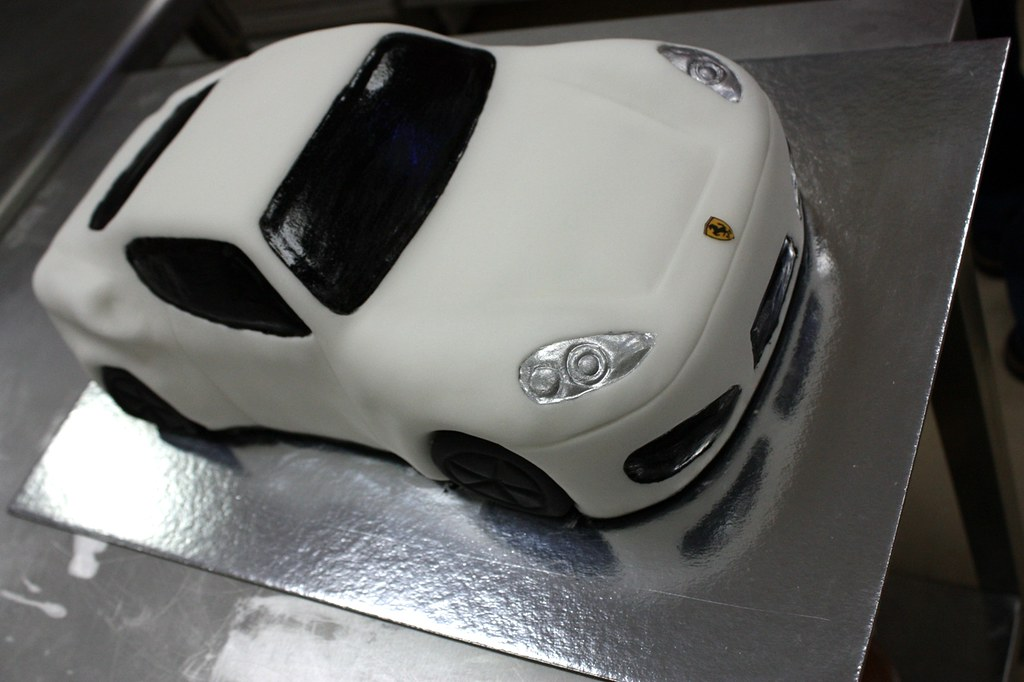 Car Birthday Cakes With Names